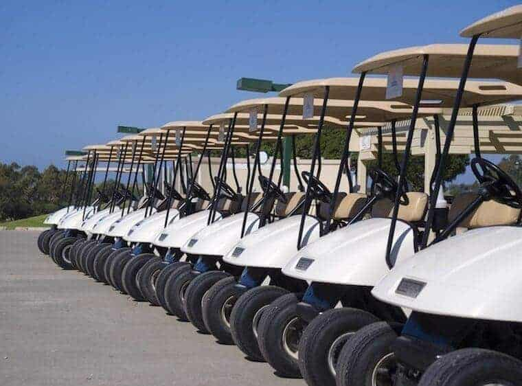 What to Look For When Buying a Used Golf Cart