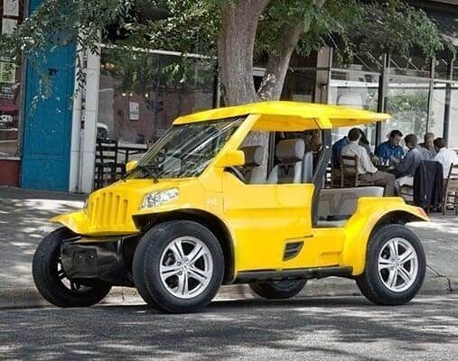 <span class='p-name'>What Is a Neighborhood Electric Vehicle?</span>