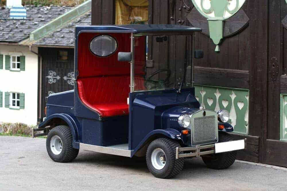 <span class='p-name'>What is The History of the Golf Cart</span>