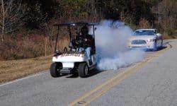 worlds fastest golf cart