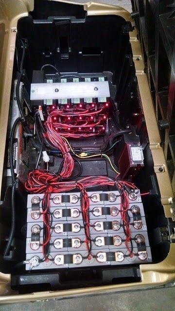 lithium boost technologies sytem