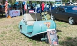 selling used golf carts