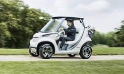 Garia Luxury Golf Cars