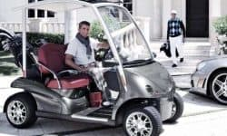 garia low speed vehicle