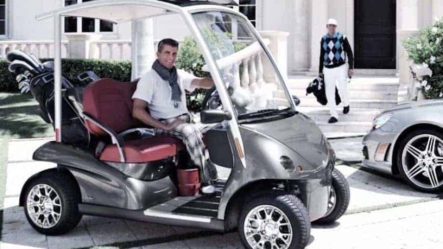 What Is the Difference Between a Golf Cart and an LSV?