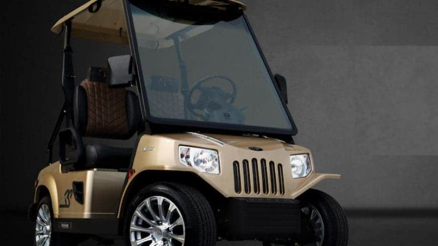 <span class='p-name'>Is This the Return of the Greatest Golf Cart on the Planet?</span>
