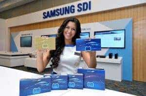 Why Is Samsung SDI Increasing Their Investment in the Golf Cart industry?