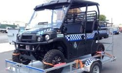 gold coast police atv