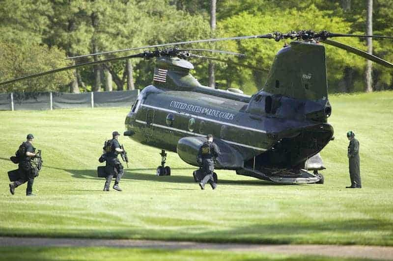 Is the Secret Service Really Spending Big on Golf Carts?