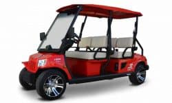 timberline electric golf carts