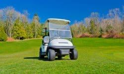 buying new golf cart