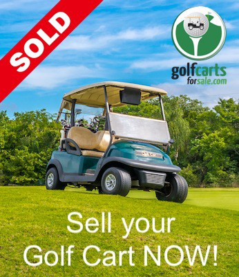 sell golf cart now