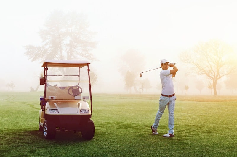 What Are the Differences Between a 36V vs 48V Golf Cart?