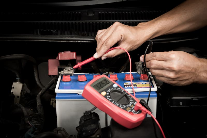 <span class='p-name'>What Is My Golf Cart Battery Voltage and Why Does It Matter?</span>