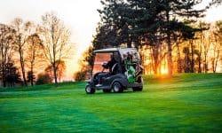 Golf Cart Etiquette