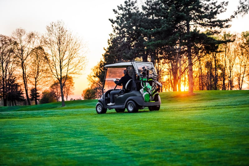<span class='p-name'>Drive with Decorum: A Quick Guide to Golf Cart Etiquette</span>