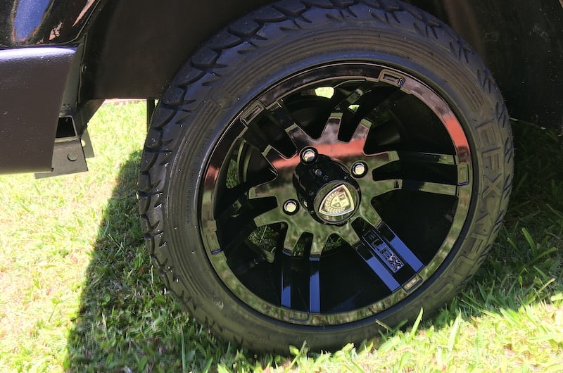 <span class='p-name'>What to Consider When Buying Golf Cart Wheels</span>