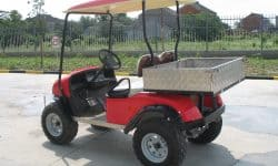 modified golf carts