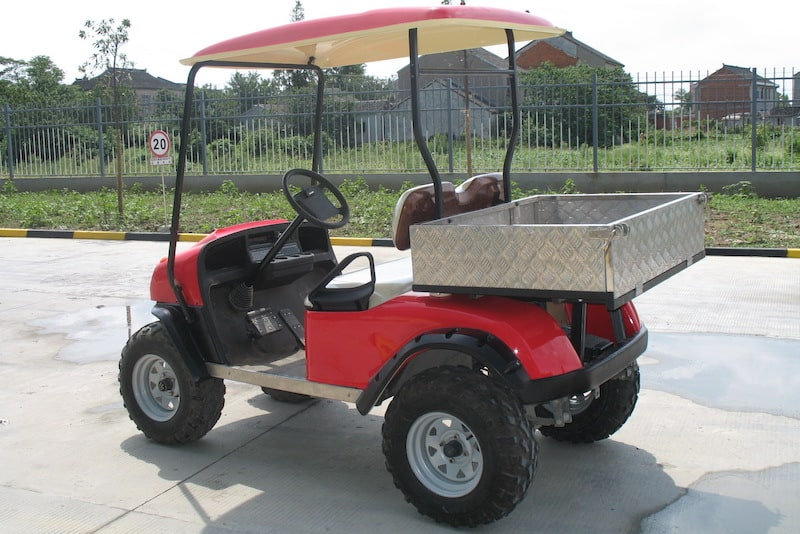 <span class='p-name'>Pimp Your Ride: The 8 Best DIY Golf Cart Modifications</span>