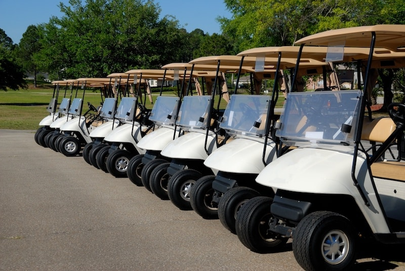 <span class='p-name'>5 Common Electric Golf Cart Problems and How to Solve Them</span>