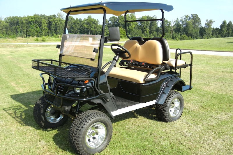 <span class='p-name'>How to Lift a Golf Cart: Do You Really Need a Lift Kit?</span>