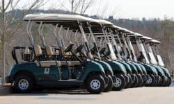 golf cart price guide