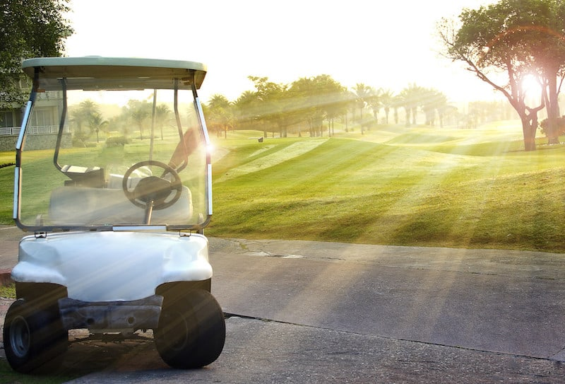 5 Golf Cart Industry Trends to Take Note of in 2019